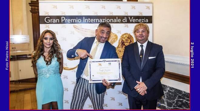 Vico Equense: lo chef di Torre Ferano premiato a Venezia