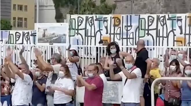 whirlpool protesta