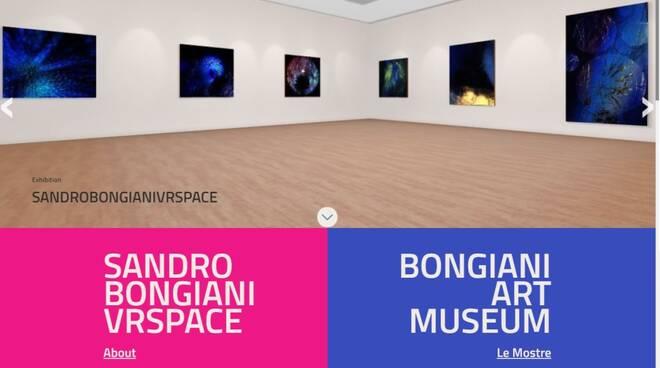 1 - Sandro Bongiani Arte Contemporanea, Galleria VRSPACE.IT