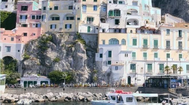 """Ad Amalfi prende il via il progetto gratuito """"Insieme in barca a vela"""""""