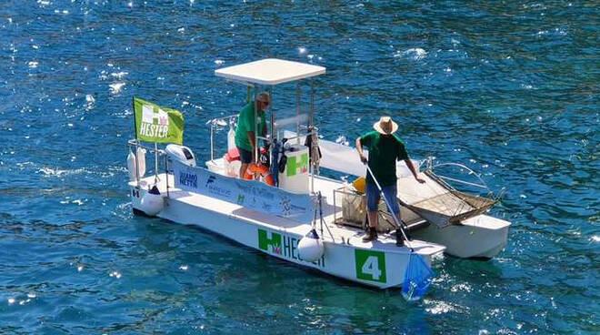 Ad Ischia e Procida partita una campagna di crowdfunding per ripulire il mare e valorizzare il territorio