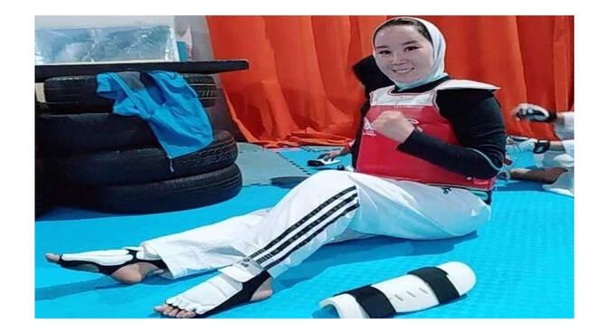 "Afghanistan, l'atleta paralimpica Zakia Khudadadi non partirà per Tokyo: ""I talebani distruggono un sogno"""