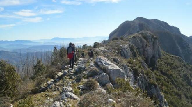 Attimi di paura per un escursionista disperso sulle montagne di Tramonti