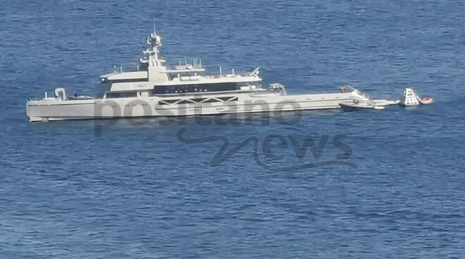 Bold, il nuovo superyacht firmato dal design di Espen Øino fra Positano ed Amalfi
