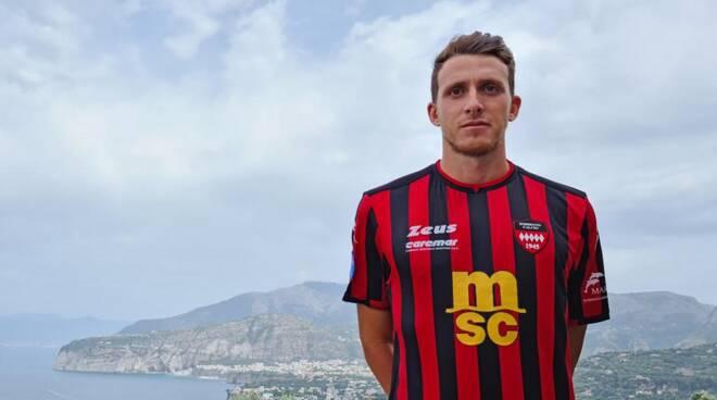 Calcio. Alfonso Gargiulo ancora #madeinsorrento!