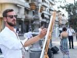 Intervista a Delfo Palumbo, pittore e designer emergente di Positano