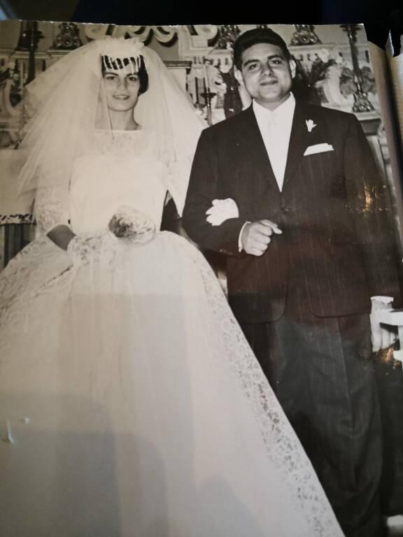 Sposi così, proprio belli sì: 60° anniversario