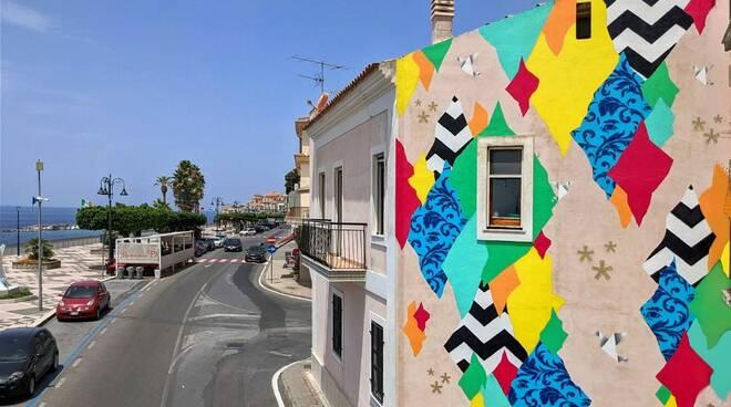 Diamante Murales 40: tra gli ospiti d\'eccezione, da Napoli arriva Jorit