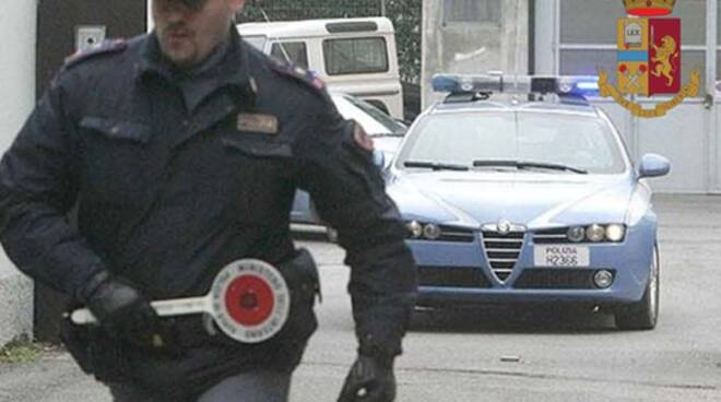 Cava de' Tirreni: furto in un ristorante. La Polizia di Stato identifica l'autore