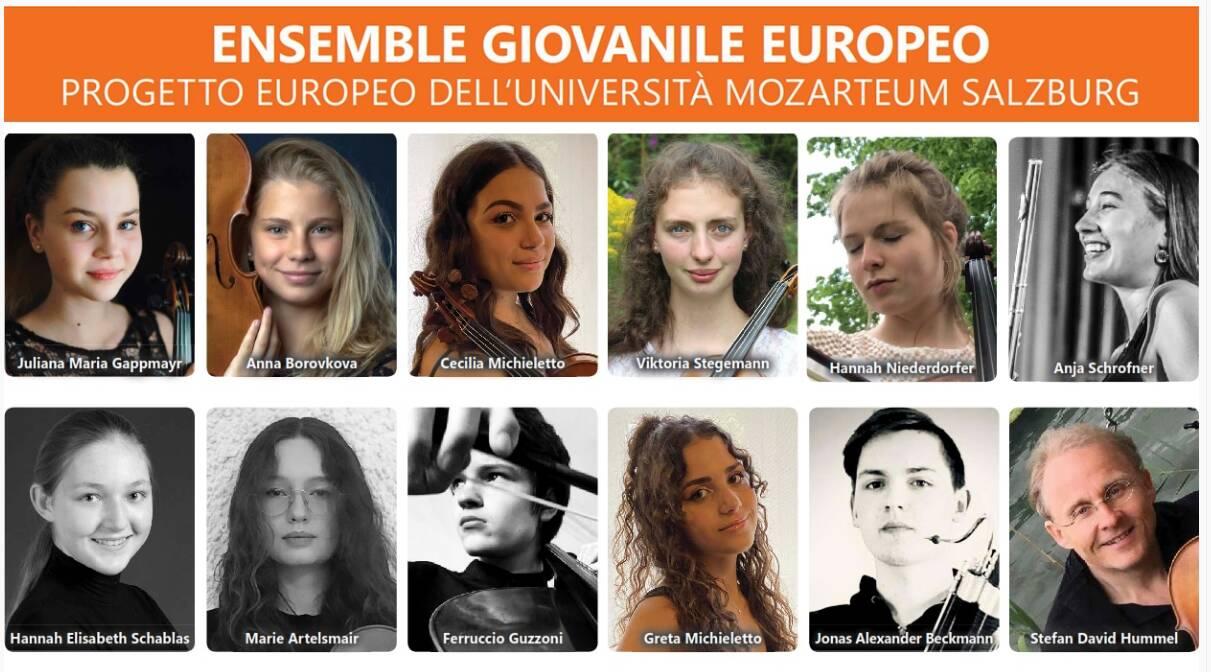 concertisti europei