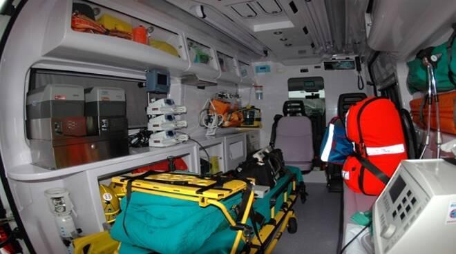 Critico il primo soccorso in costiera amalfitana, carenza di ambulanze medicalizzate