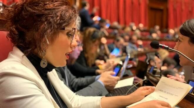 """Depuratore in costiera amalfitana, Anna Bilotti (M5S): """"Il Ministero della Cultura conferma le criticità dell'impianto"""""""