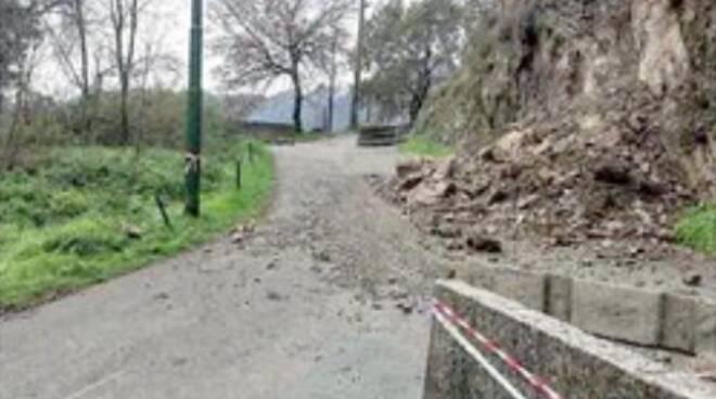 Emergenza frane a Cava de' Tirreni: 2,2 milioni da Roma