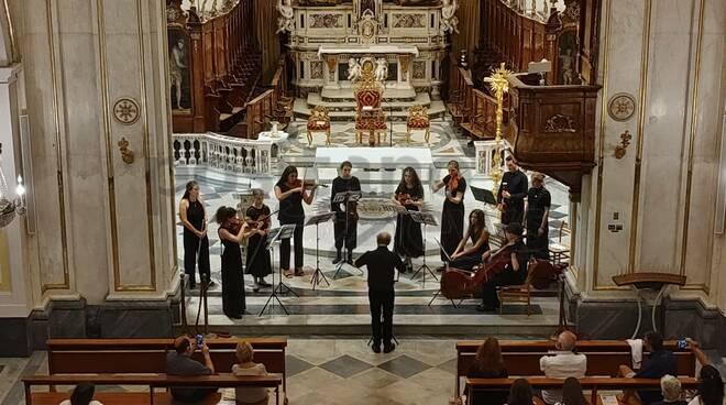 Ensemble Bella Musica da Salisburgo in Costiera amalfitana, questa sera grande concerto a Positano