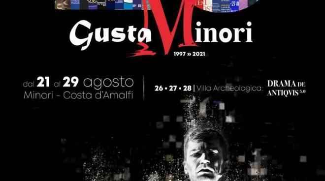 Gusta Minori: la 25esima edizione dal 22 al 29 Agosto