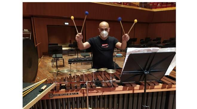 Le percussioni secondo Andrea Santarsiere