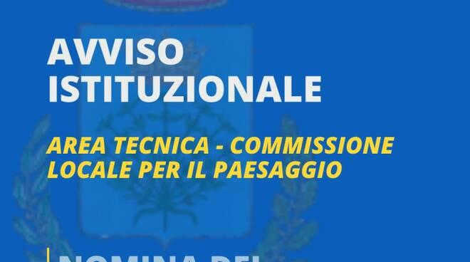 Maiori: l'avviso pubblico per la nomina dei componenti della commissione locale per il paesaggio