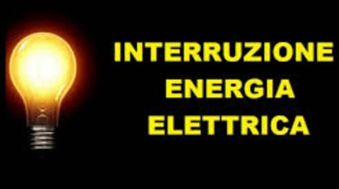 Maiori, lunedì 23 agosto interruzione elettrica dalle 9.30 alle 16.30