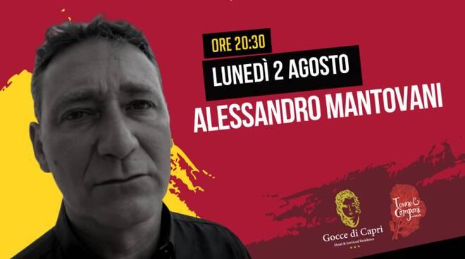 Massa Lubrense: stasera all'Hotel Gocce di Capri il Festival del Libro d'Inchiesta
