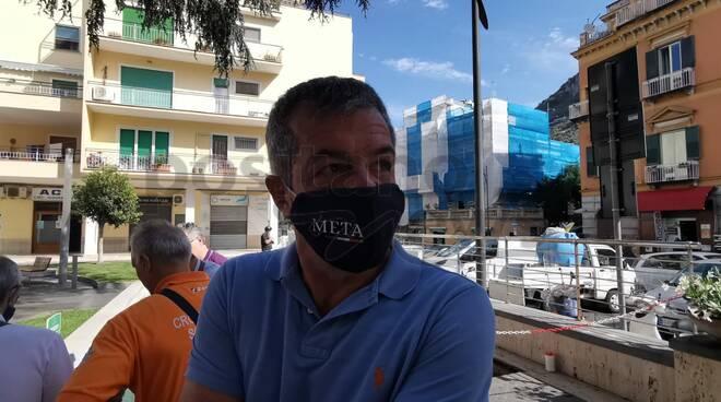 """Meta, il consigliere Mormile sul verde pubblico ed il grande evento del 10 settembre: """"Festeggeremo Sergio Bruni con la Rai"""""""