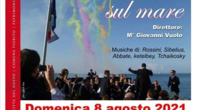 """Minori: domenica il concerto all'alba del Concerto Bandistico """"Preludiando sul mare"""""""
