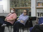 """Minori, il gusto della lettura: inaugurata la """"Bibliomediateca Angela Maria Lembo"""" con la presenza di Gigi Marzull"""