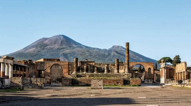 Parco Archeologico di Pompei, tamponi rapidi gratuiti per i visitatori