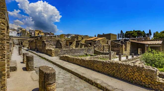 Per il Parco Archeologico di Ercolano ripresa da sold out con circa 2.000 presenze al giorno