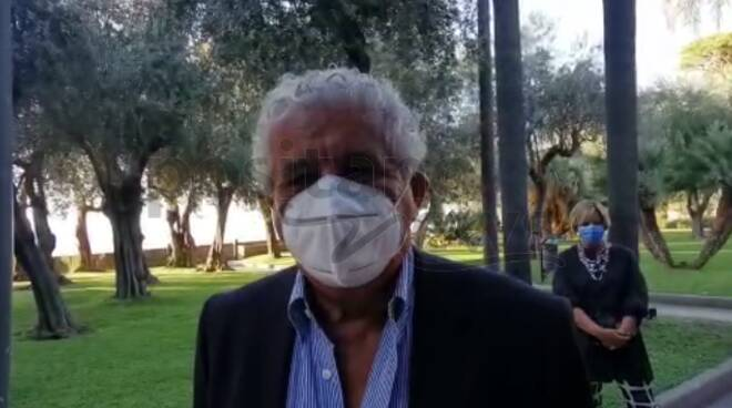 """Piano di Sorrento, il dott. Amaturo a Villa Fondi: """"Leggero peggioramento, siamo quasi pieni"""""""