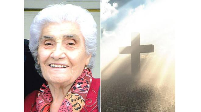 Piano di Sorrento in lutto per la 94enne Teresa Martorelli, vedova d'Esposito