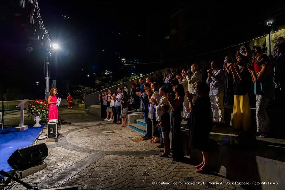 Positano Teatro Festival, si apre la XVIII edizione nel ricordo di Gerardo D'Andrea