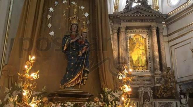 Praiano, a piedi per la Madonna di Positano. Le tradizioni che non tramontano