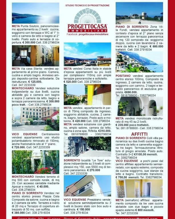 Progetto Casa Immobiliare nuove offerte