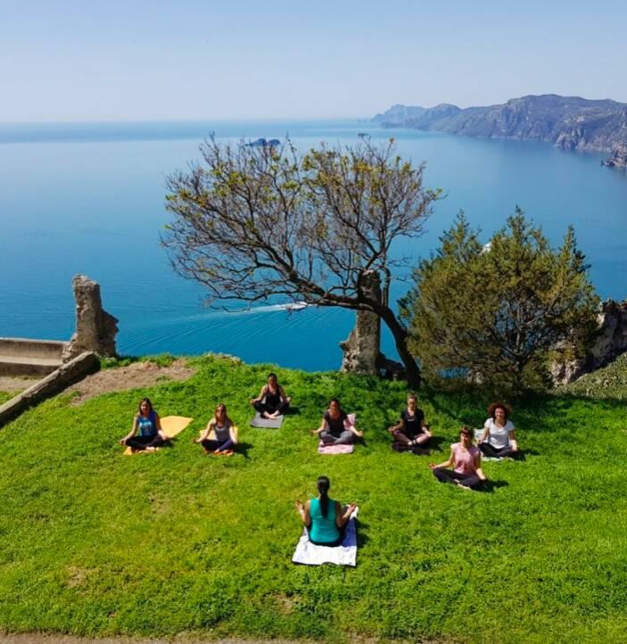 Progetto Namaste: a Praiano il primo Festival diffuso di Yoga e Meditazione