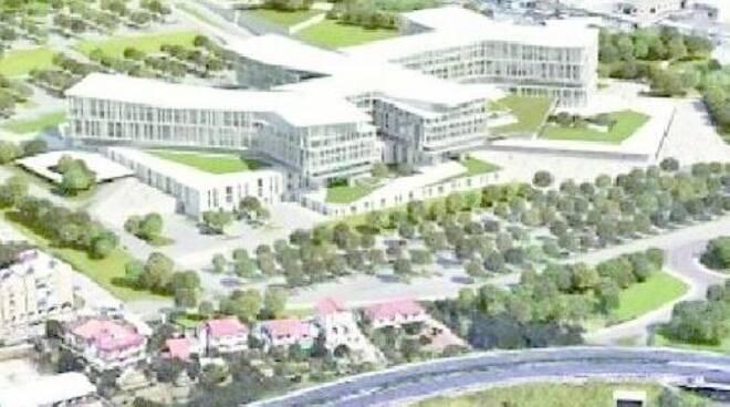 Salerno, sprint per il nuovo Ruggi: consegnato alla Regione il progetto definitivo da 250 milioni