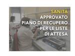 Sanità, in Campania approvato il piano di recupero liste d'attesa: fondi aggiuntivi per i budget della specialistica