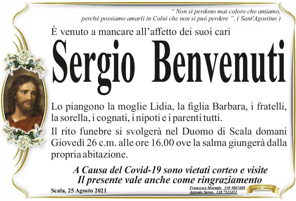 Scala in lutto: è venuto a mancare Sergio Benvenuti