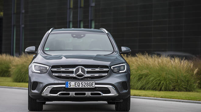 Scopri la nuova Mercedes GLC su Trivellato.it
