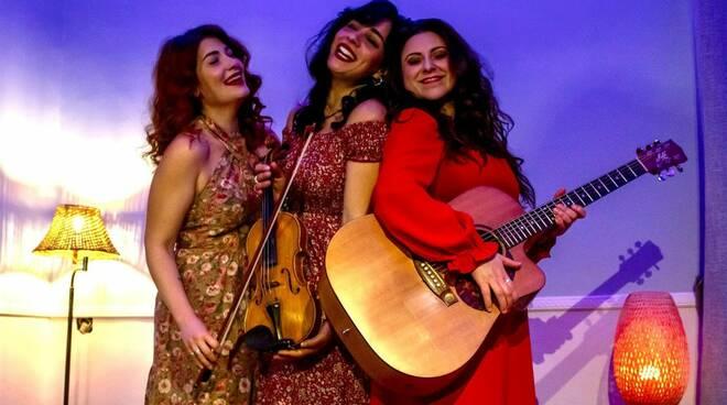 Sorrento: tre donne e buona musica a Villa Fiorentino, c'è Kalika