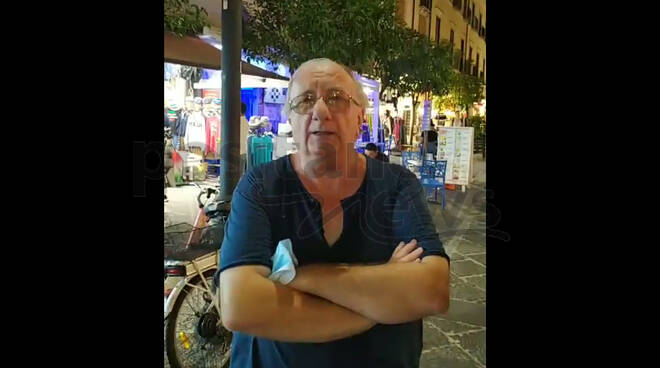 Sorrento, una serata in compagnia di Maurizio Vitiello