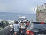 traffico costiera amalfitana
