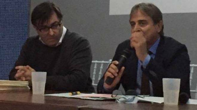 Ulisse Di Palma e Salvatore Di Martino