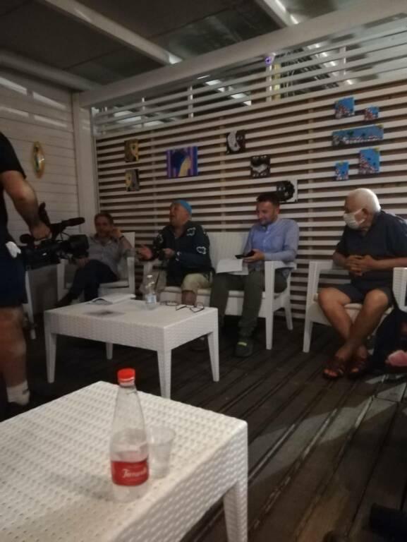 """venticinquesima edizione di Gusta Minori con Peppe Barra che nel 1997 inaugurò la Prima Edizione""""."""