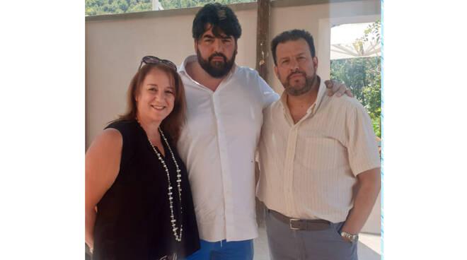 Vico Equense, il sindaco Andrea Buonocore incontra lo chef Antonino Cannavacciuolo