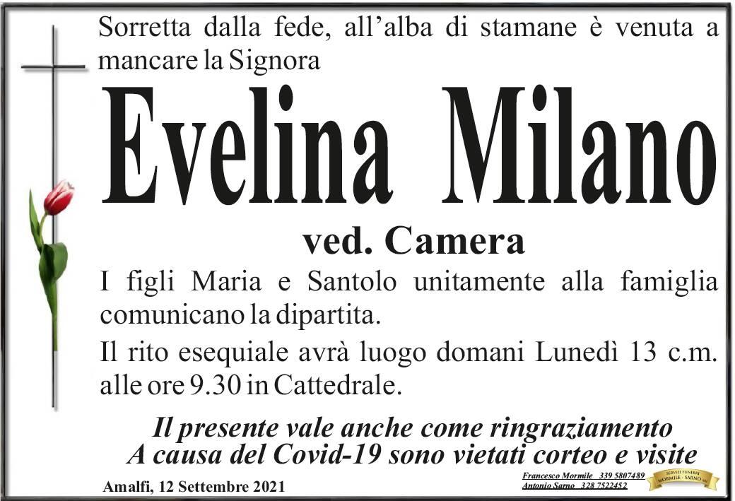 Amalfi piange Evelina Milano, proprietaria dell'albergo Lidomare