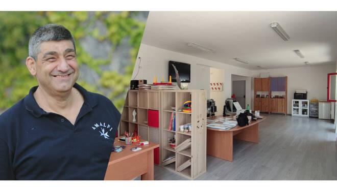 Amalfi, si inaugura la nuova sede del Centro Diurno per Disabili Adulti. Sarà intitolato ad Andrea De Crescenzo