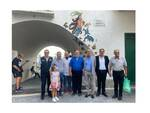 Atrani, l'arco della Marina intitolato a Francesca Mansi ad 11 anni dall'alluvione