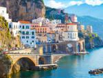 Atrani, la città della costiera amalfitana è uno tra i cinque borghi campani più belli da visitare in autunno