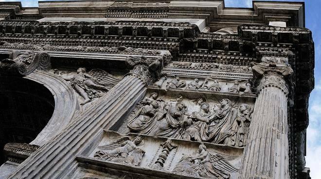 Benevento - Arco di Traiano