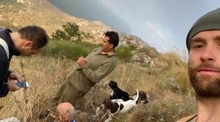 Cacciatori di Arola salvano un turista tedesco sui Monti Lattari: non riusciva a tornare a Positano da quasi due giorni